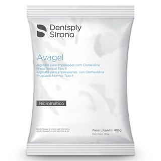 Alginato Avagel - DENTSPLY