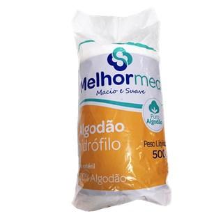 ALGODÃO HIDRÓFILO - MELHORMED