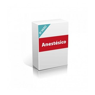 Anestésico Xylestesin 2% - CRISTÁLIA