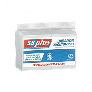 Babadouro Impermeável Branco - SSPLUS