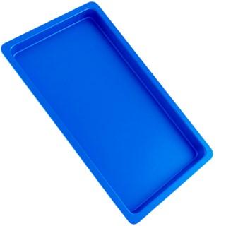 Bandeja 22x12cm Azul - MAQUIRA