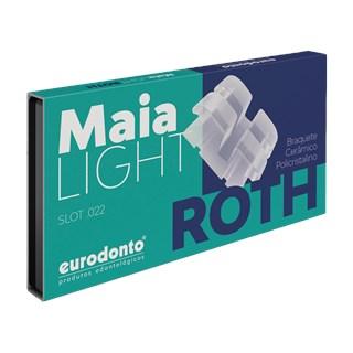 Bráquete Cerâmico Maia Light Roth 022 - EURODONTO
