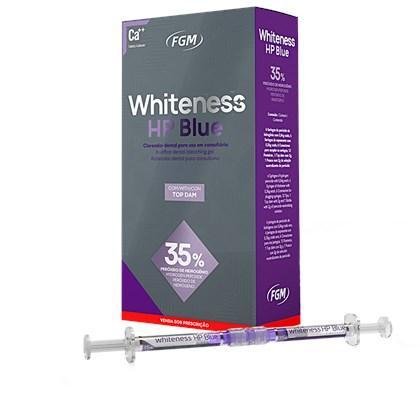 Clareador Whiteness HP Blue Calcium 35% - FGM