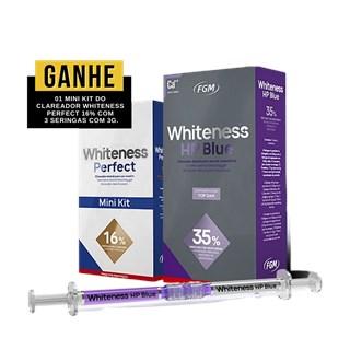 CLAREADOR WHITENESS HP BLUE CALCIUM 35% KIT - FGM