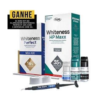 CLAREADOR WHITENESS HP MAXX 35% KIT - FGM