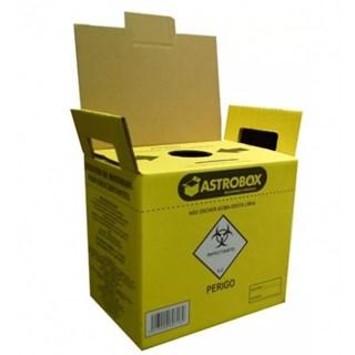 Coletor De Material Perfuro Cortante 7L - ASTROBOX