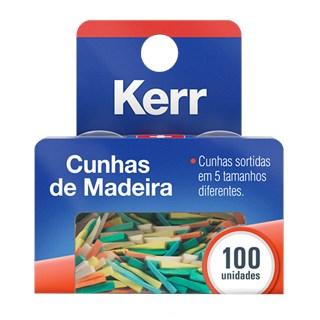Cunha Anatômica de Madeira Sortida - KERR