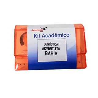 Dentística Adventista Kit - AMERICAN BURRS