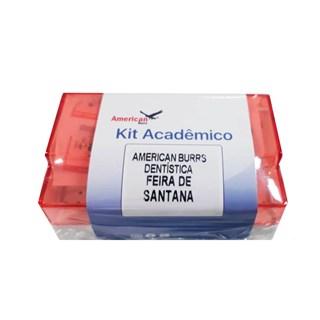 Dentística Feira de Santana Kit - AMERICAN BURRS
