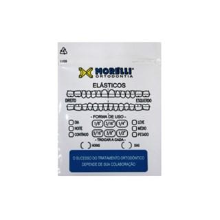 Embalagem para Elástico - MORELLI