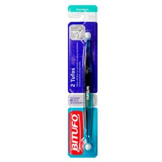 Escova Dental 2 Tufos Extramacia - BITUFO