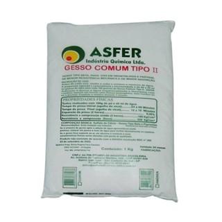 Gesso Comum Tipo II - ASFER