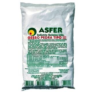 Gesso Pedra Branco - ASFER