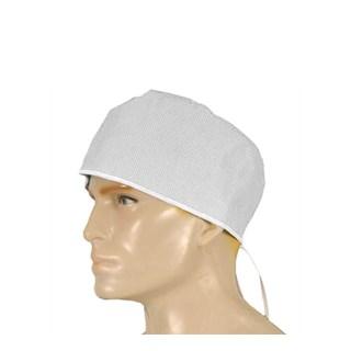 Gorro Cirúrgico Branco com Laço - BEST FABRIL