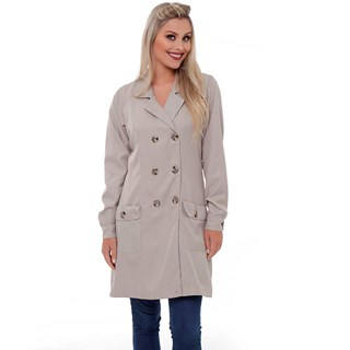 Jaleco Trench Coat London Chino -  ORTHOGIFTS