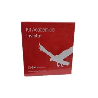 KIT DE DENTÍSTICA INVICTA UNEF - AMERICAN BURRS