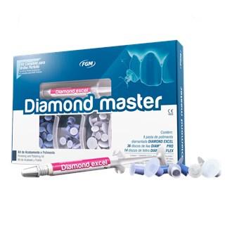 Kit de Polimento Diamond Master - FGM