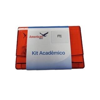 Kit de Prótese FTC - AMERICAN BURRS