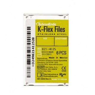 Lima Kerr (K-Files) Nª 15 25mm - SYBRON ENDO