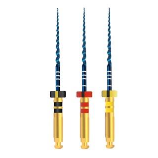 Lima Rotatória Reciprocante X1 Blue File 25MM - MK LIFE