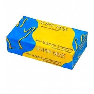 Luva de Látex para Procedimento - SUPERMAX