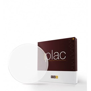 Placa PowerPlac Redonda 1.0mm - BM4