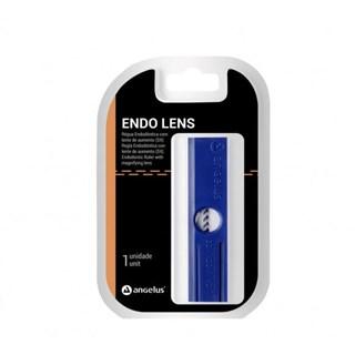 Régua Milimetrada com Lente Endo Lens - ANGELUS