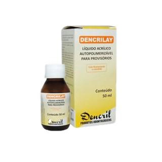 Resina Acrílica Dencrilay Líquido - DENCRIL