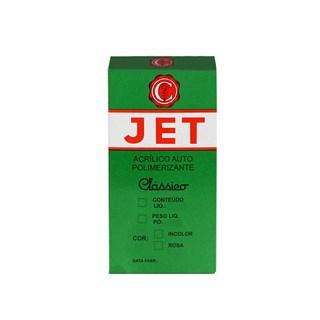 Resina Acrílica Jet Rosa - CLASSICO