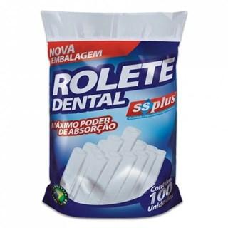 Rolete Dental de Algodão - SSPLUS